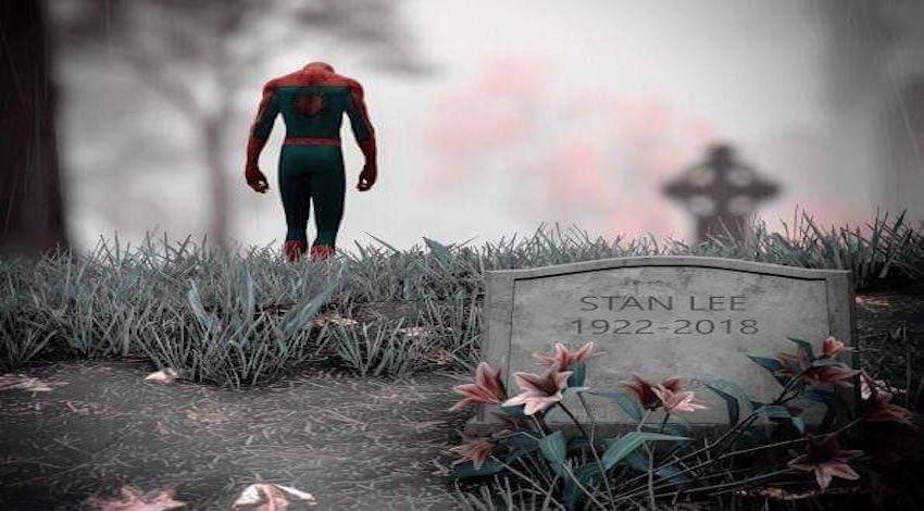 Adiós a Stan Lee