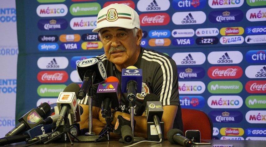 Tuca Ferreti Selección Mexicana de Futbol