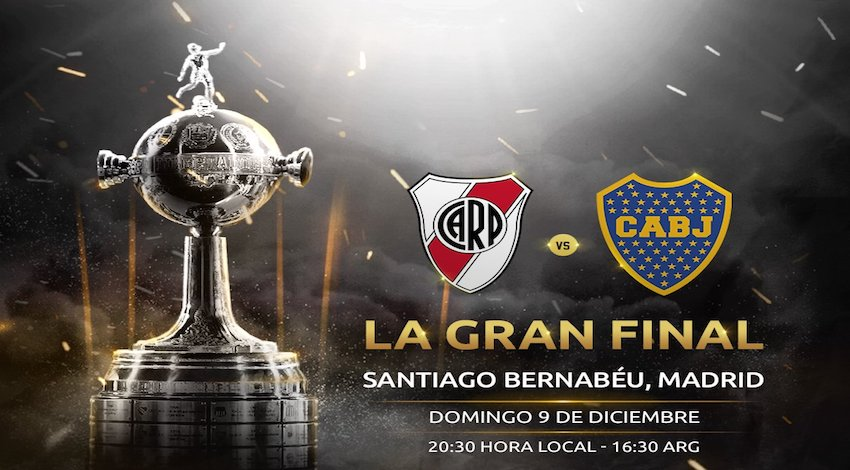 River Plate, Boca Juniors