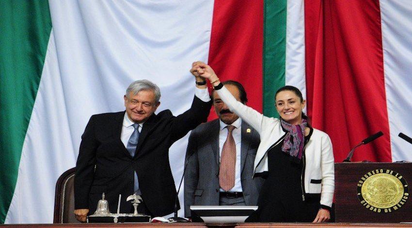 Claudia Sheinbaum, nueva jefa de Gobierno CDMX