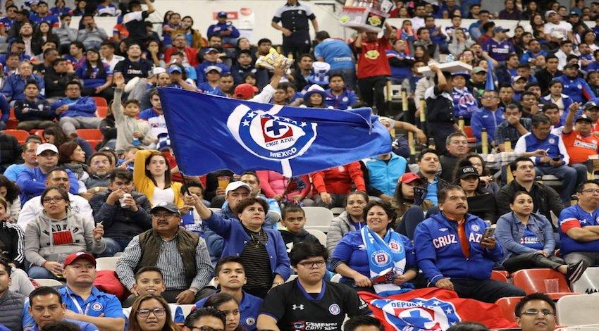 Cruz Azul 1 Monterrey 0