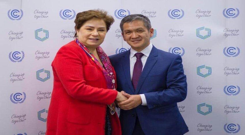 Subsecretario de Gestión para la Protección Ambiental de la Semarnat, Sergio Sánchez