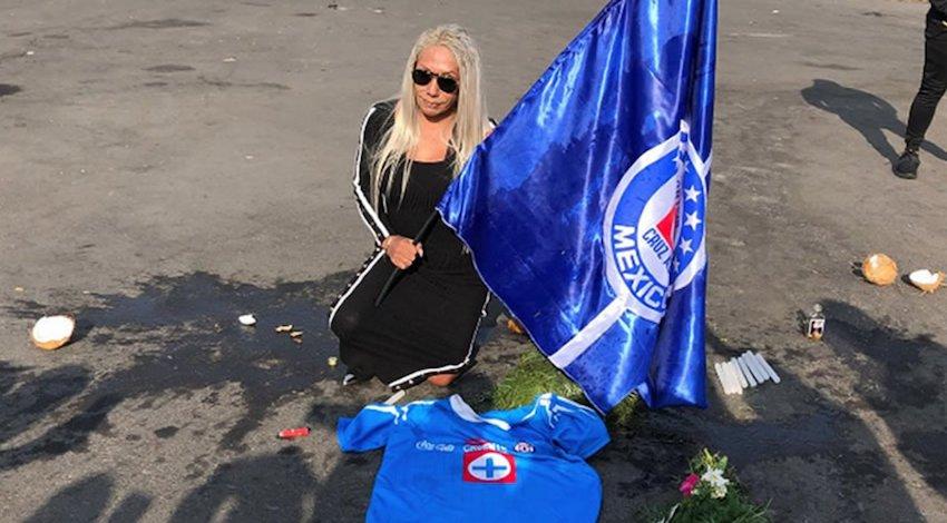 Bruja Zulema Cruz Azul