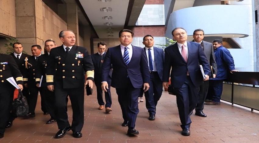 Durazo Guardia Nacional