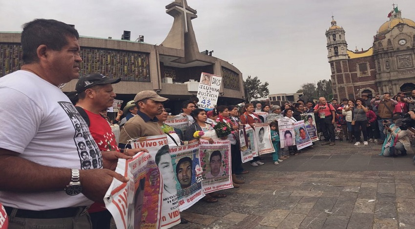 Ayotzinapa CNDH SESNSP