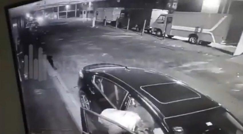Robo de vehículo