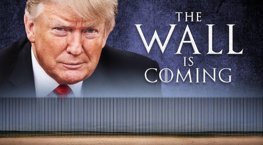 Donald Trump Muro