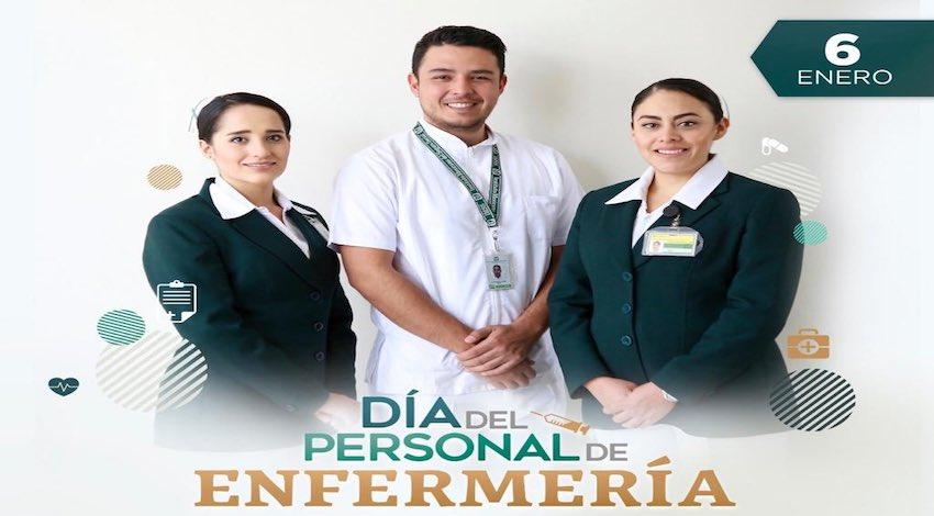 Día Enfermeras