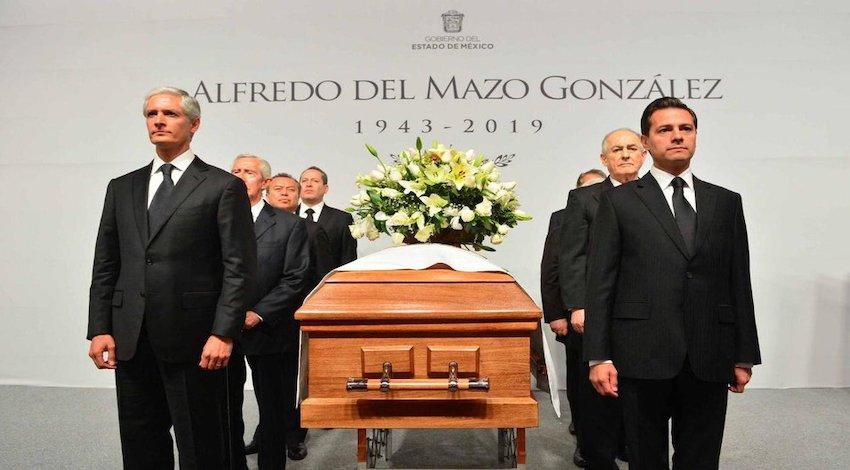 EPN Alfredo del Mazo