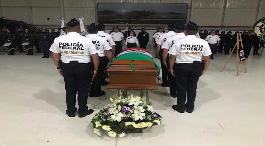 Muere elemento de Gendarmería