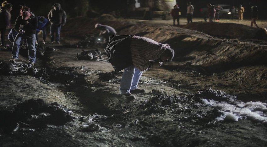 Identifican cadáveres en Tlahuelilpan