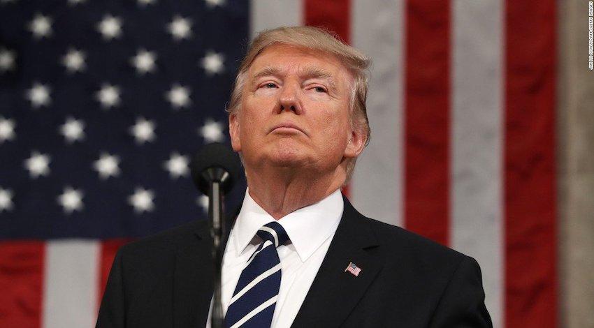 Trump México Afganistán