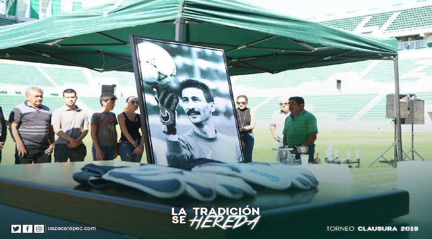 Luto Pablo Larios