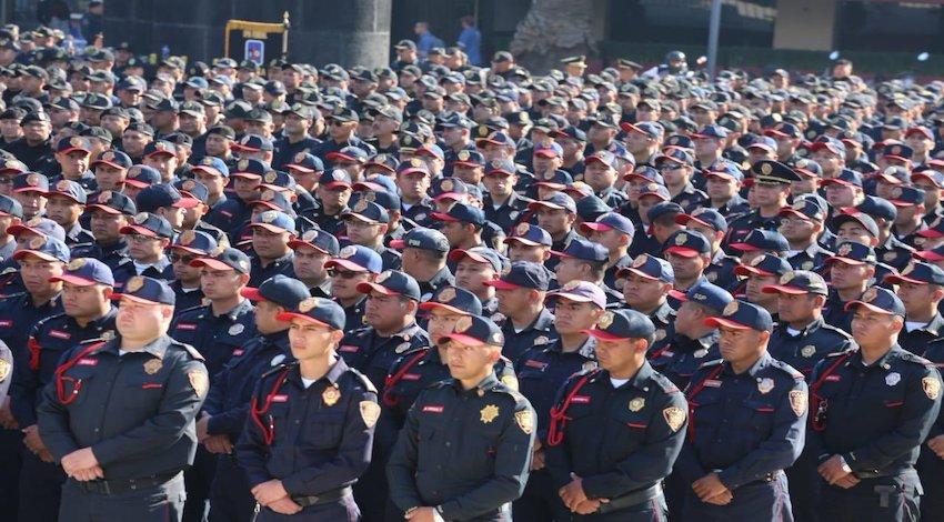 Policía CDMX