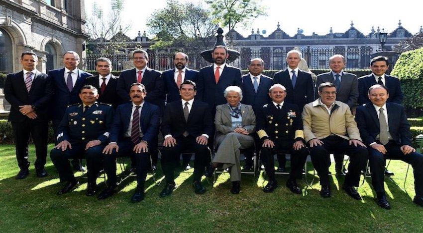 Gobernadores PRI Guardia Nacional