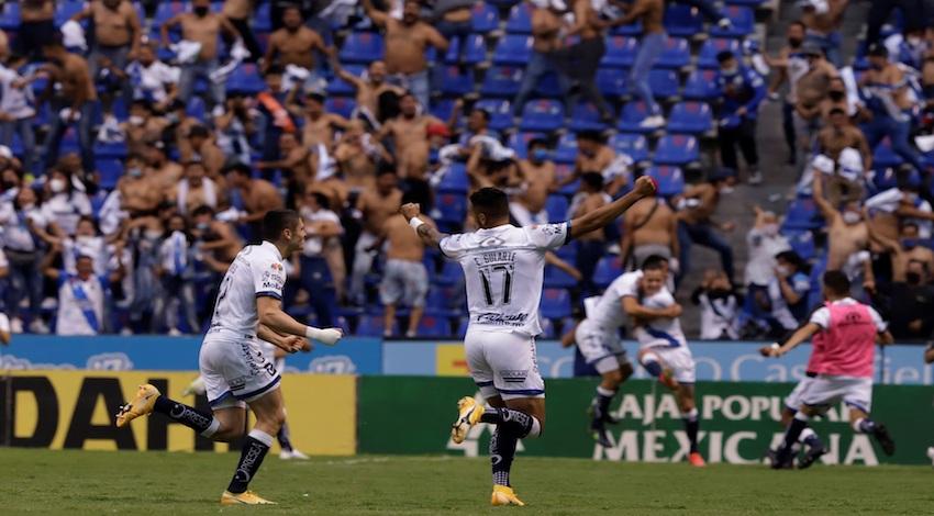 Semifinales del Clausura 2021