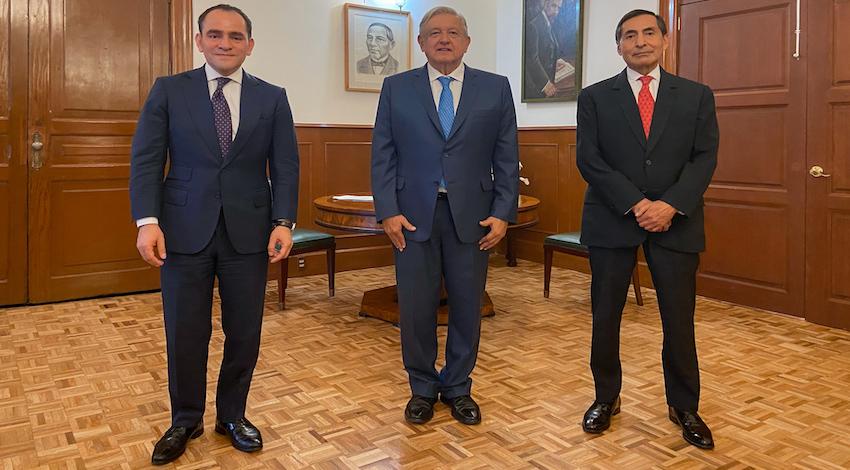 Cambios gabinete presidencial