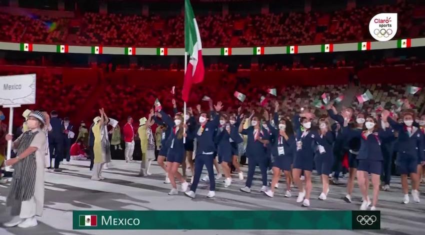 Delegación Mexicana Tokio 2020