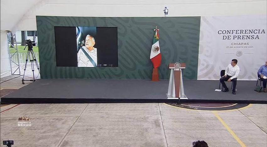AMLO Chiapas CNTE