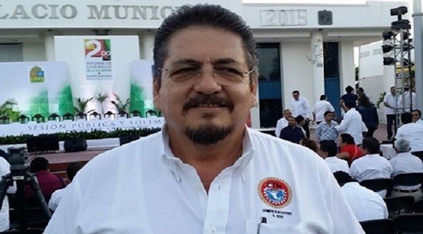 Líder CTM Quintana Roo