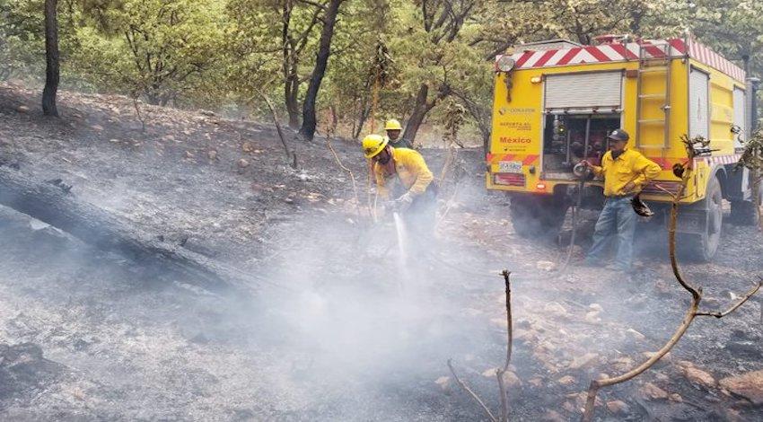 Conafor incendios forestales