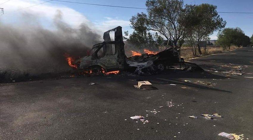 Grupos armados Guanajuato