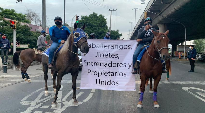 Trabajadores Hipódromo de Las Américas