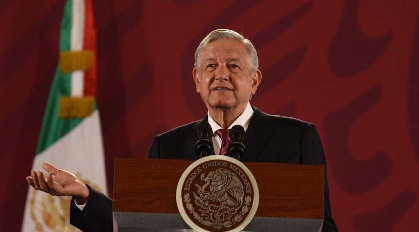 AMLO Eduardo Medina Mora