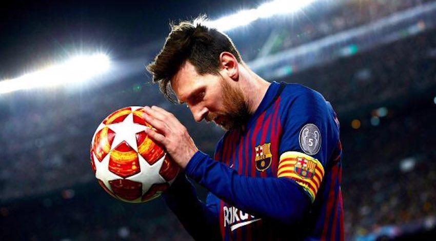 La peor goleada de Barcelona en Europa