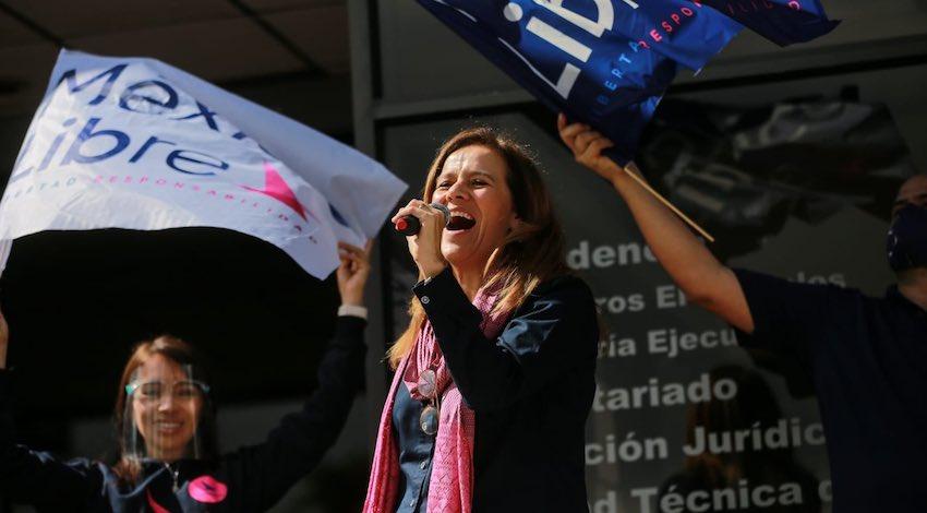 México Libre - Margarita Zavala