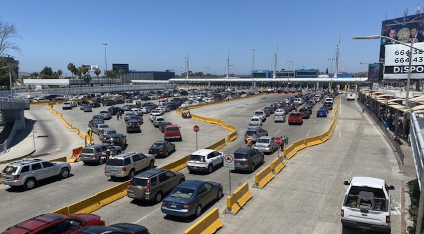 Cierre frontera México EU