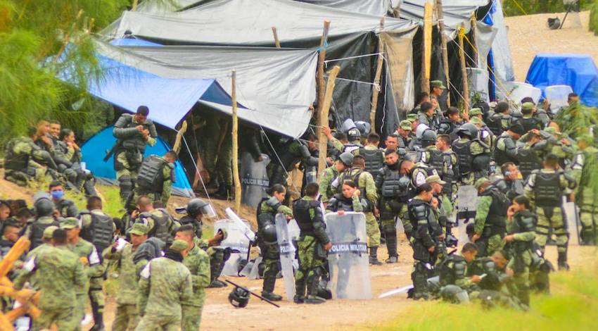Fuerzas Federales Chihuahua
