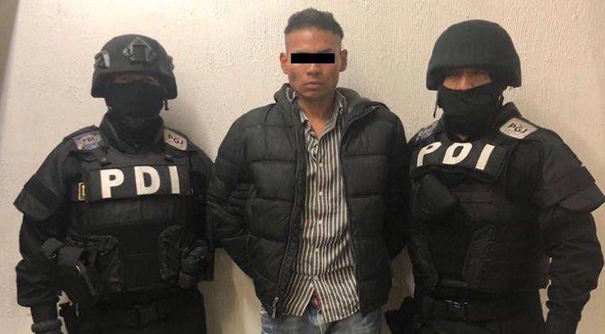 El Chupas Estrada