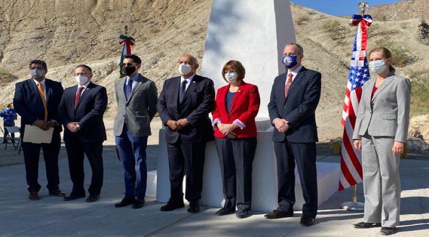 Tratado de Aguas México EUA