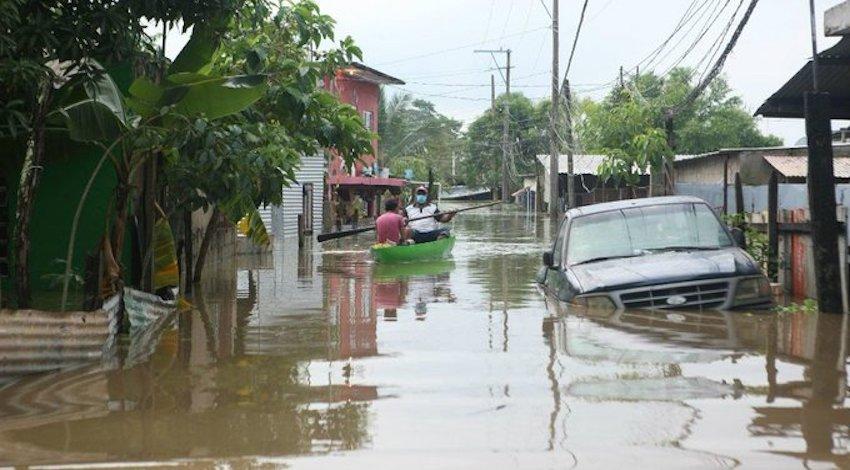 Inundaciones Tabasco