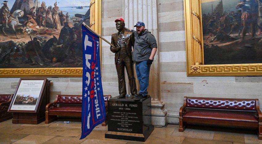 Irrupción en el Capitolio