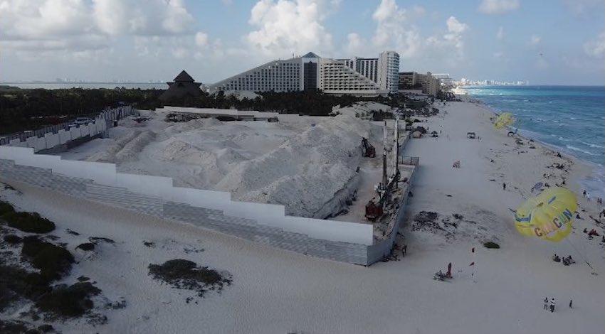Playa Delfines, Hotel Solaris