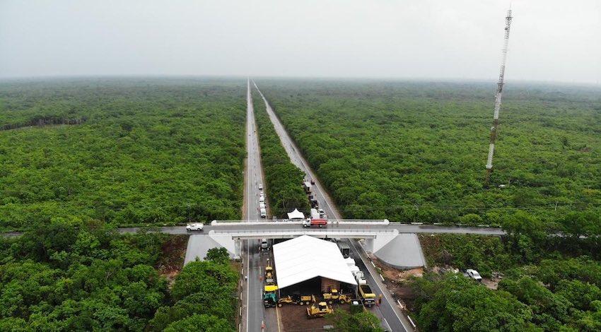 Obras Tren Maya