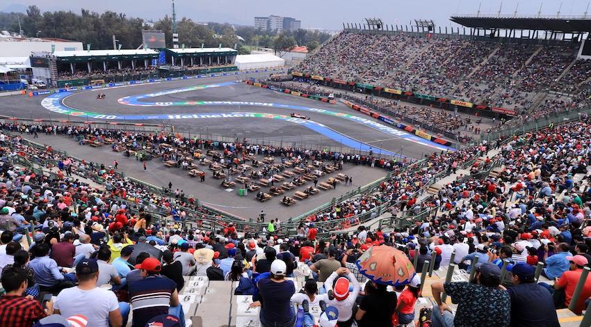 F1 GPMéxico