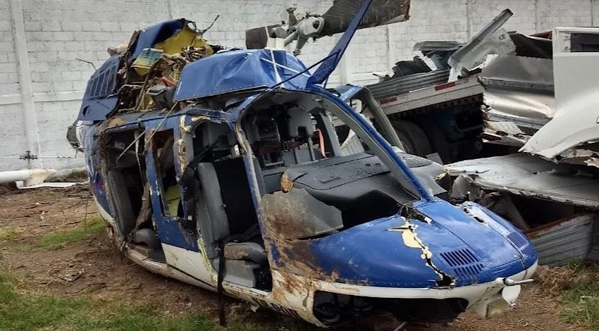 Helicóptero Edomex