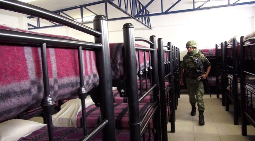 Guardia Nacional Iztacalco