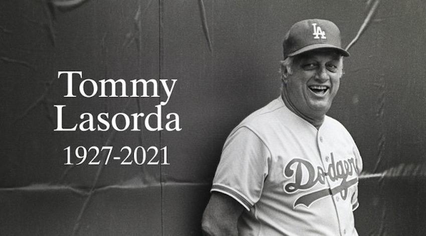 Murió Tommy Lasorda