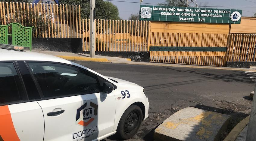 Paro UNAM