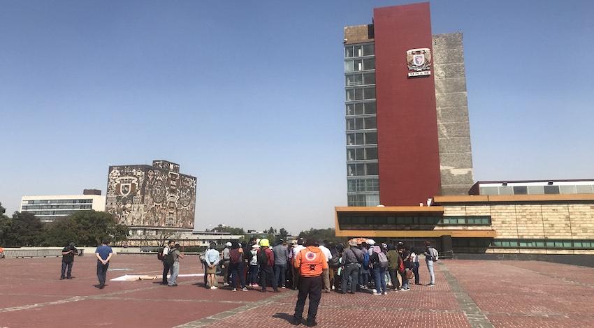 Rectoría UNAM