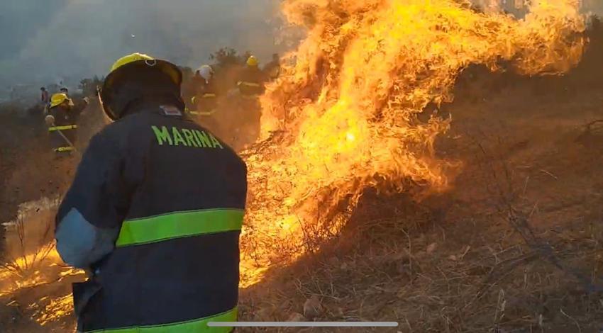 Incendios BC