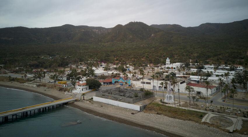Islas Marías Foto: Ernesto Méndez