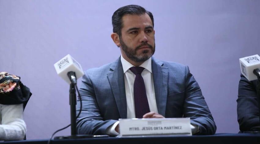 Jesús Orta Martínez, sera titular SSP CDMX