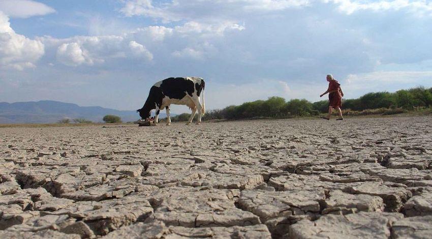 Sequía México