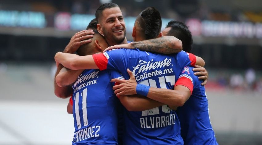 Cruz Azul vs. Monterrey Liga MX