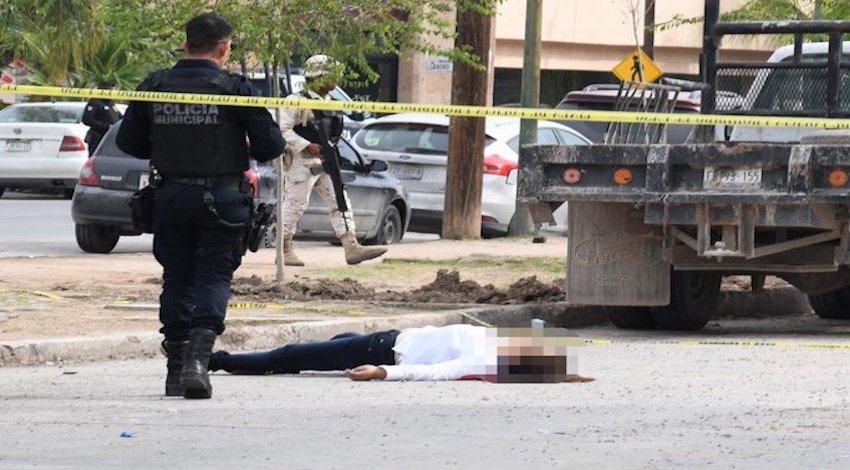 Matan Maestra Torreón